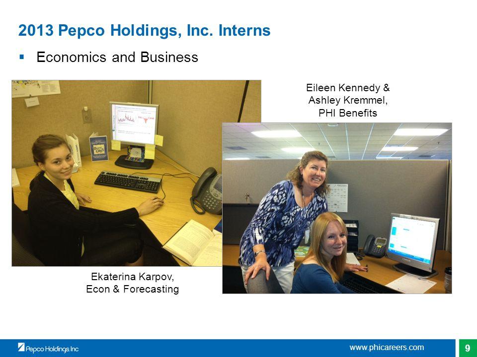 9 2013 Pepco Holdings, Inc.