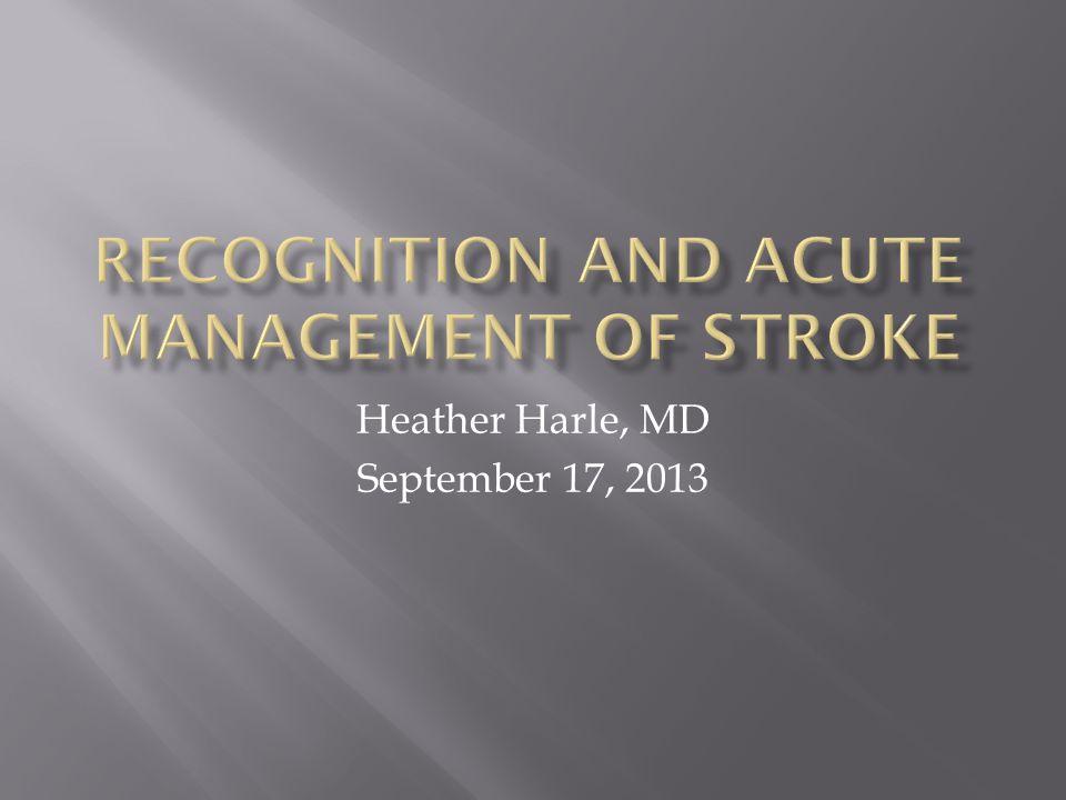 Heather Harle, MD September 17, 2013