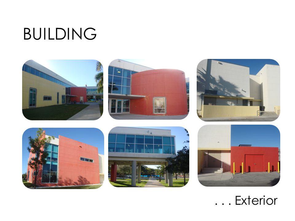 BUILDING... Exterior