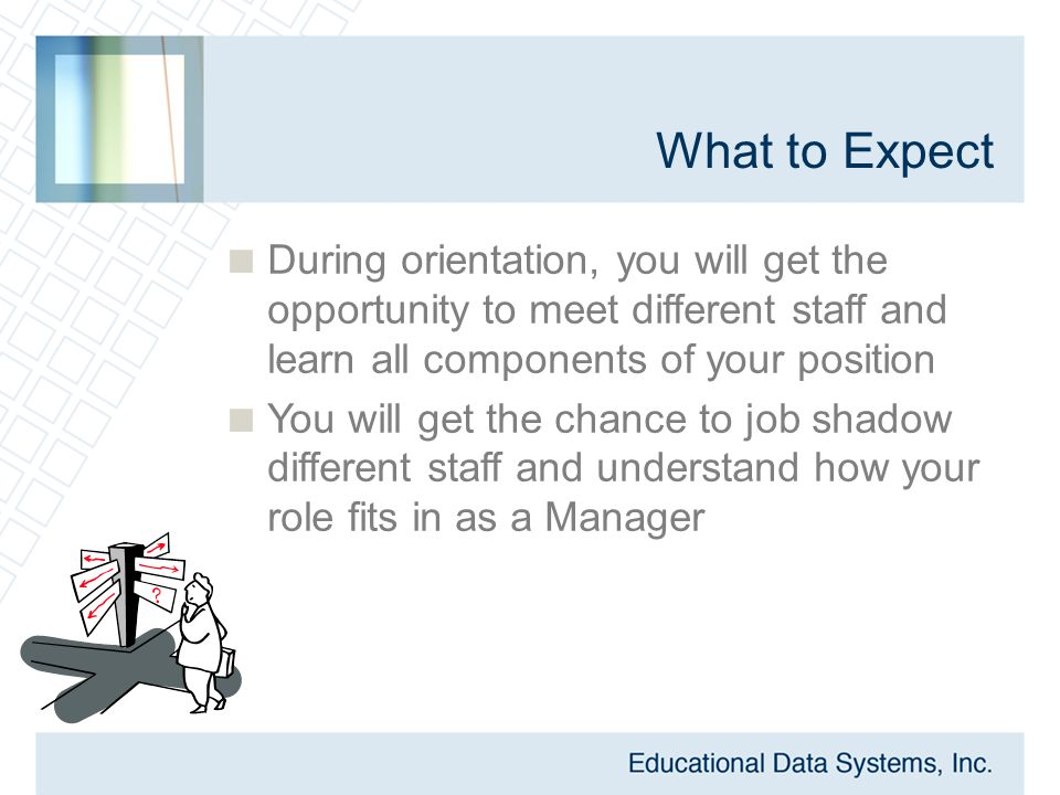 Position Changes  If you realize that a team member might be a better fit for a different position, please contact Brian and your Regional Director of Operations to discuss options.