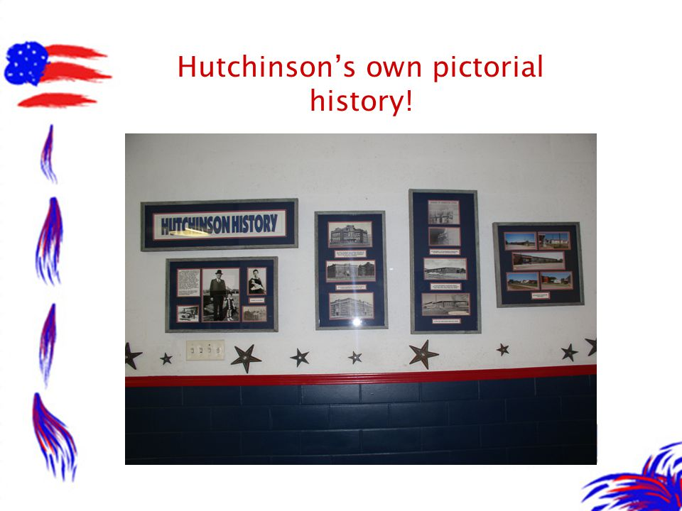 Hutchinson's own pictorial history!