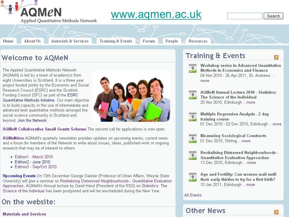 www.aqmen.ac.uk