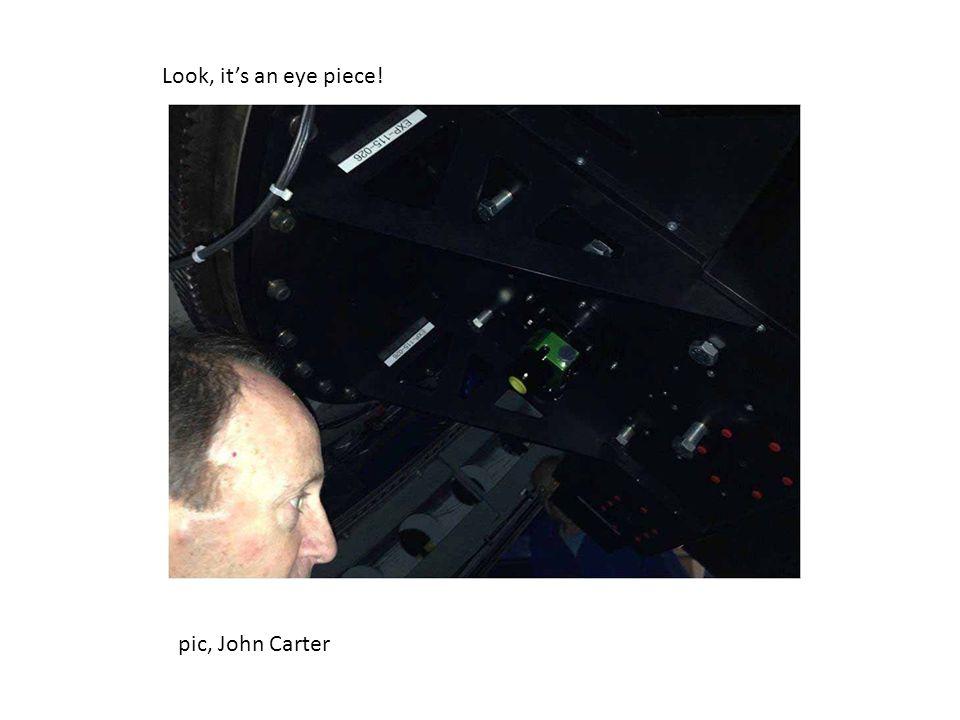 Look, it's an eye piece! pic, John Carter