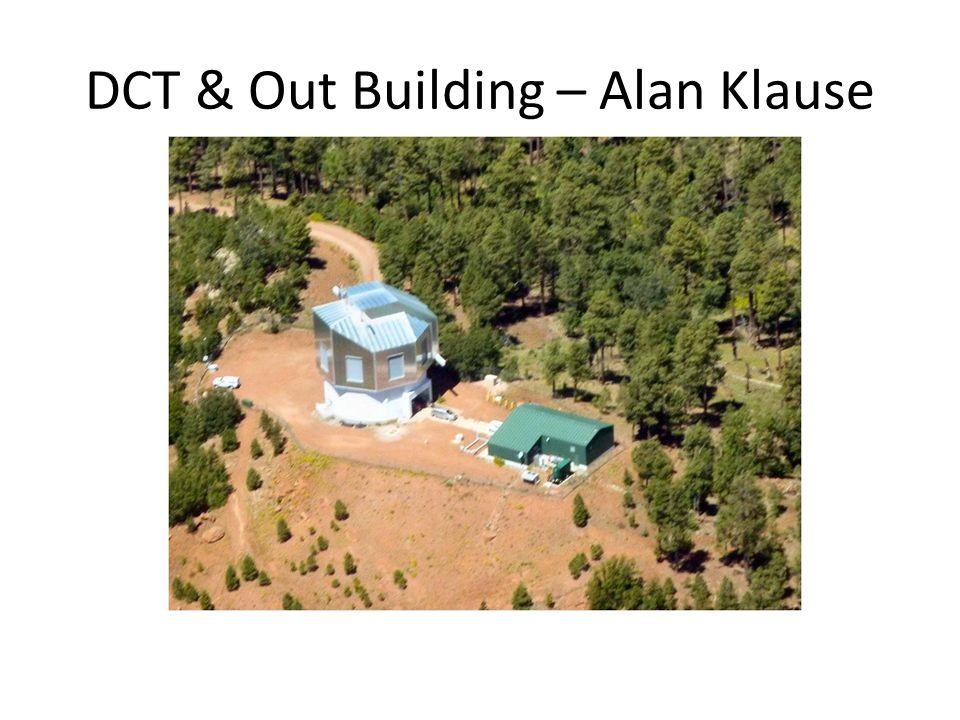 DCT & Out Building – Alan Klause