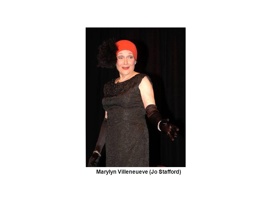 Marylyn Villeneueve (Jo Stafford)