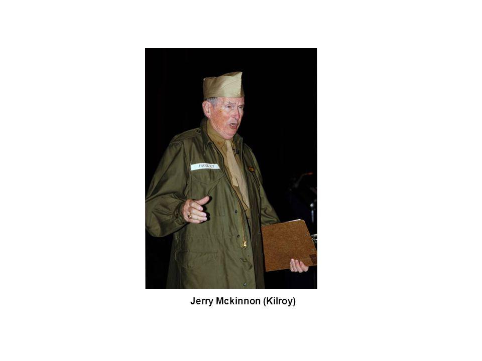 Jerry Mckinnon (Kilroy)