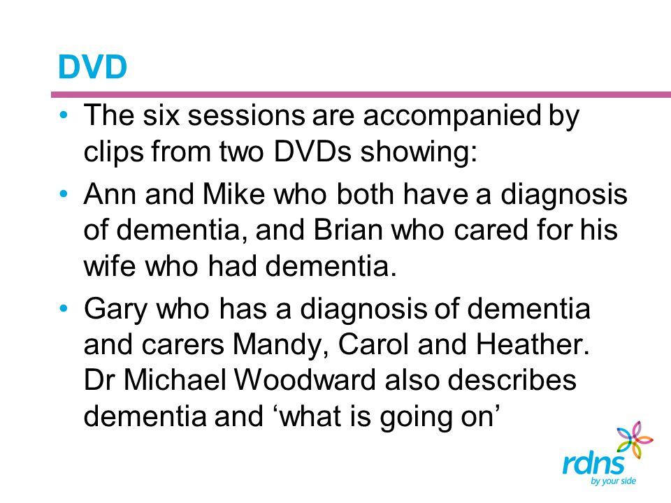 Session 1 Dementia: an introduction Getting to Know Me Enhancing Skills in the Care of People with Dementia 1.1