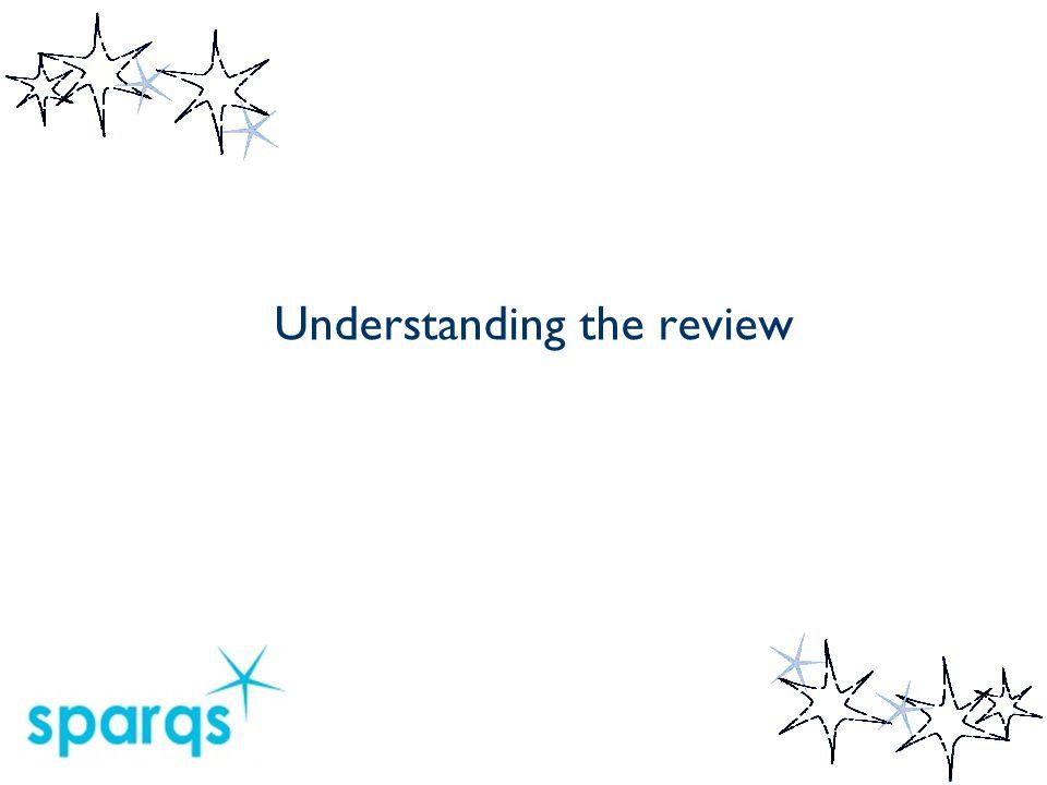 Understanding the review