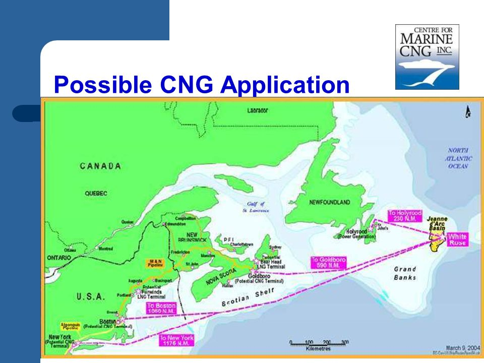 Possible CNG Application