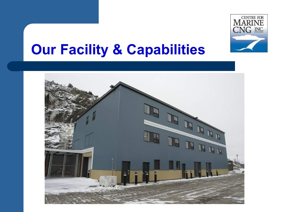 Our Facility & Capabilities