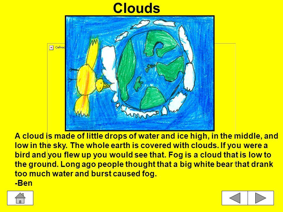 Clouds Clouds Cumulus CloudsClouds Cirrus CloudsStratus Clouds