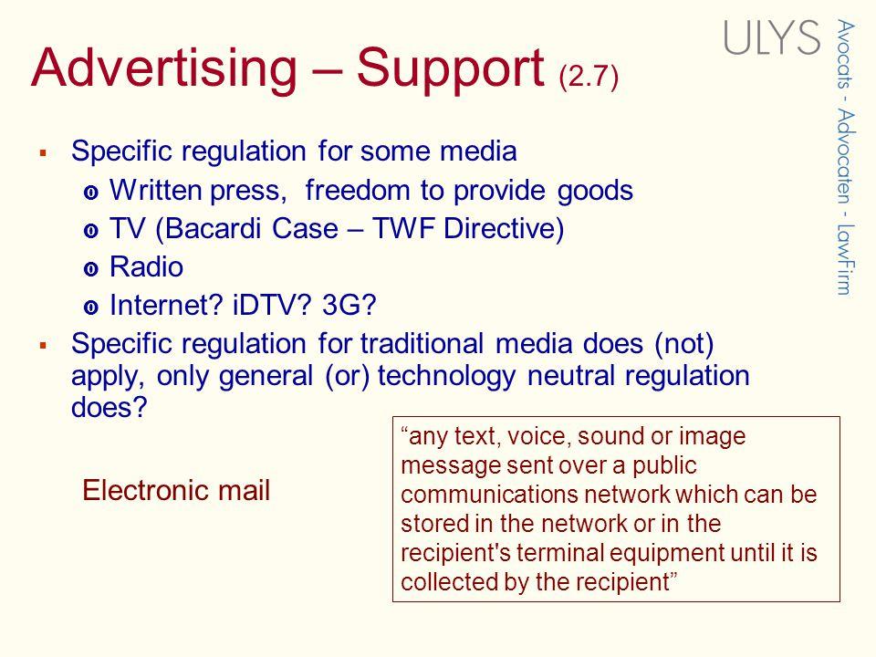 Advertising - Content (2.6)