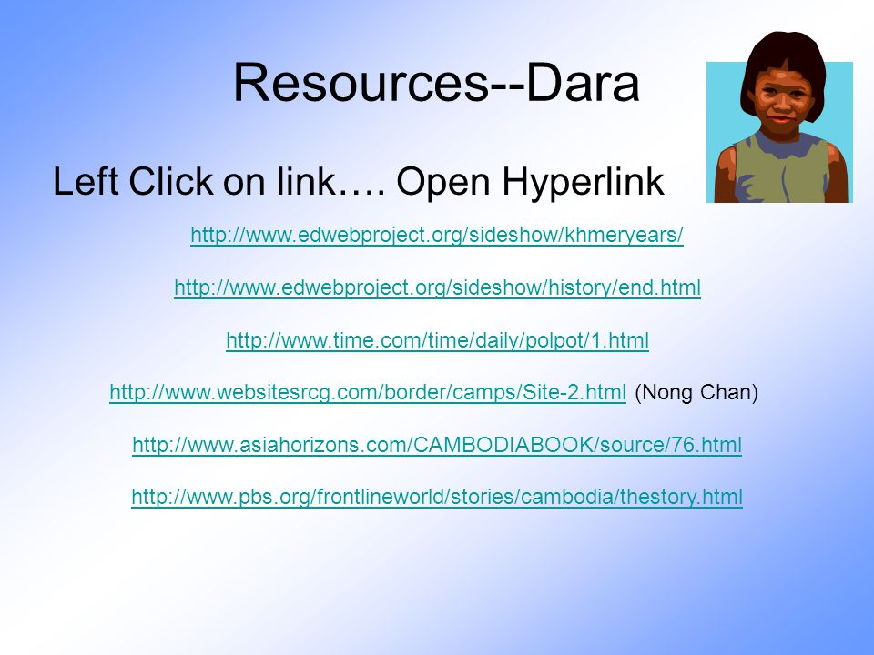 Resources—Bright Dawn Left Click on link….