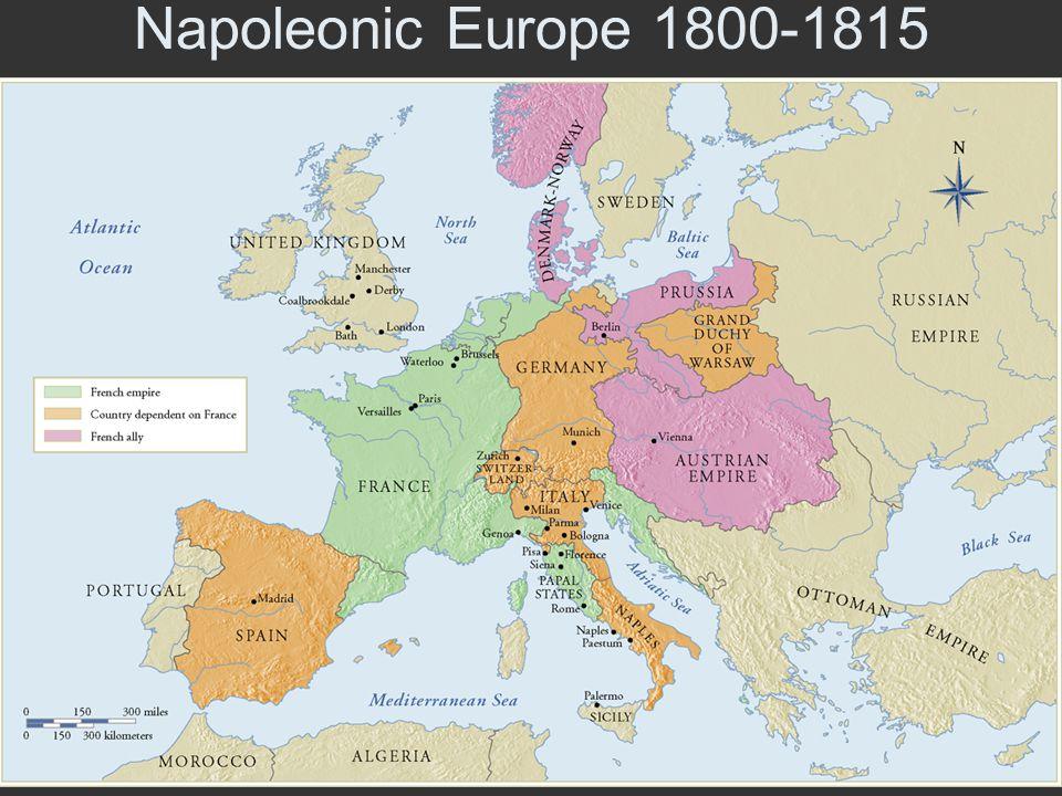 Napoleonic Europe 1800-1815