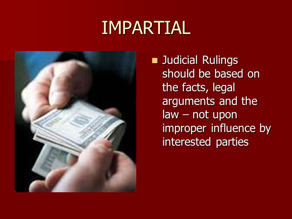 Republican Party v White United States Supreme Court (2002) Minnesota Code of Judicial Conduct 5(A)(3)(d)(i) prohibited a candidate from announcing views on any legal question within the province of the court except in the context of discussing past decisions – unless stare decisis [the rule of law that states decisions shall be made on prior cases] is rejected