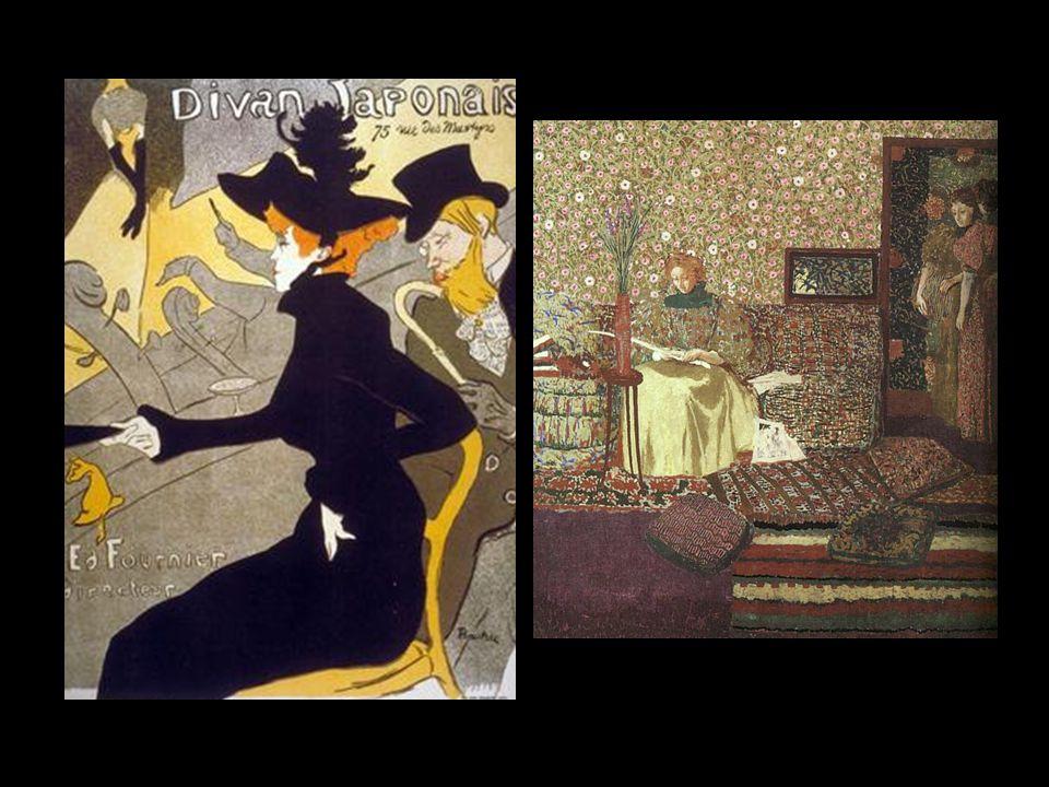 Toulouse-Lautrec; Vuillard