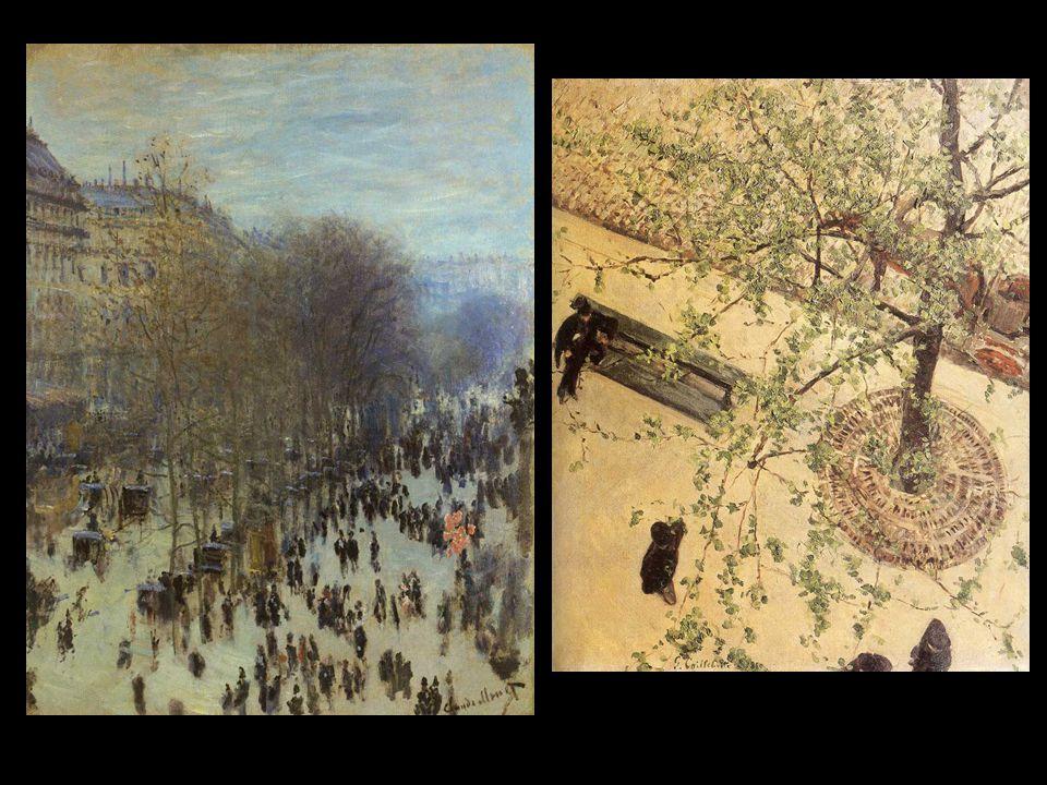 Monet; Caillebotte