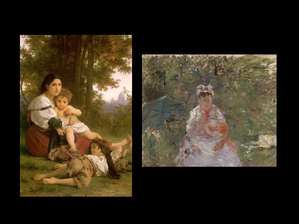 Morisot; Bouguerau