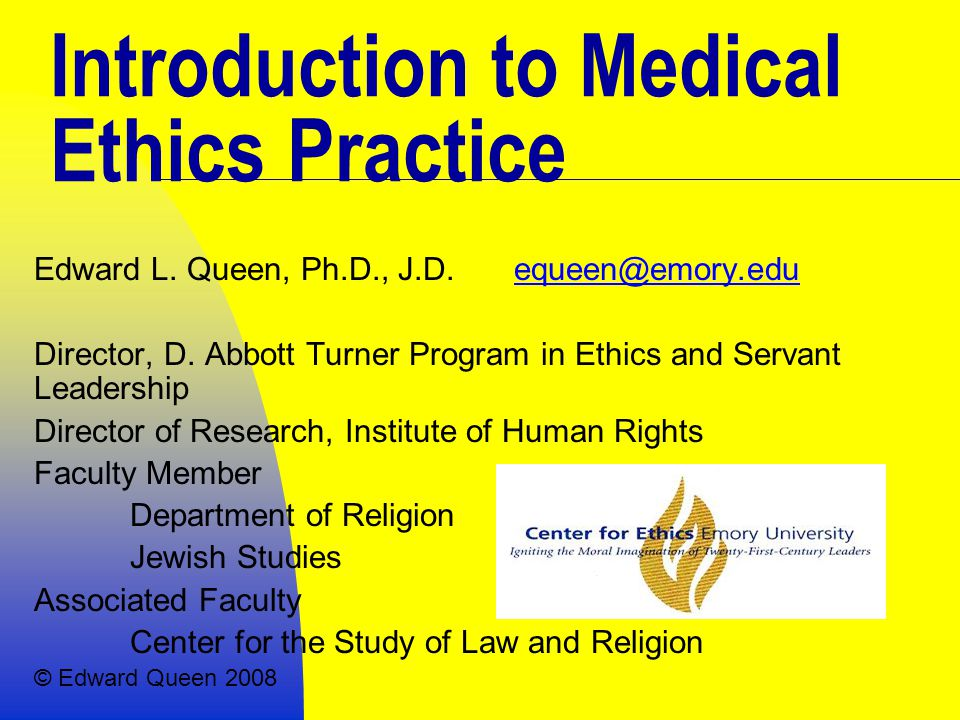 Process of making ethical decisions Awareness—Is there a moral issue here.