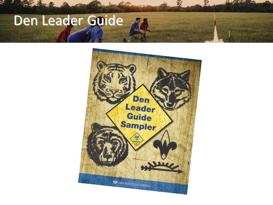 Den Leader Guide