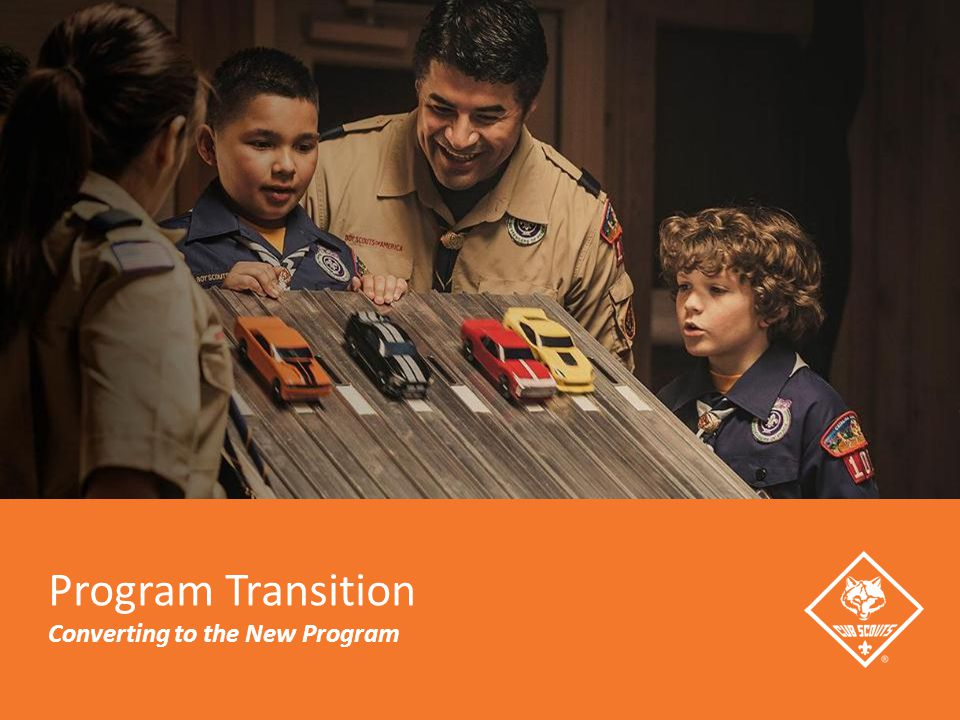 Program Transition Converting to the New Program