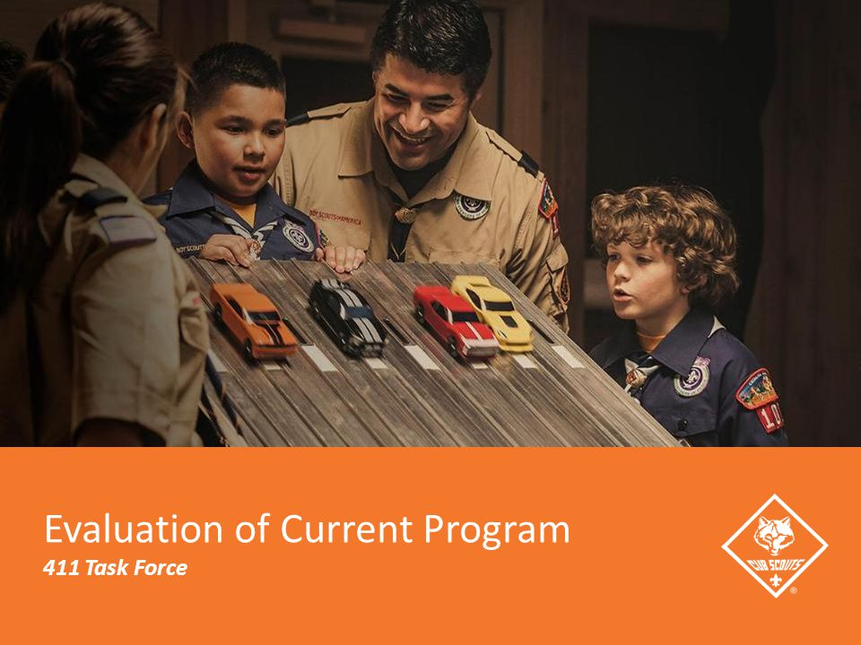 The BSA's programs match what today's youth both want and need.