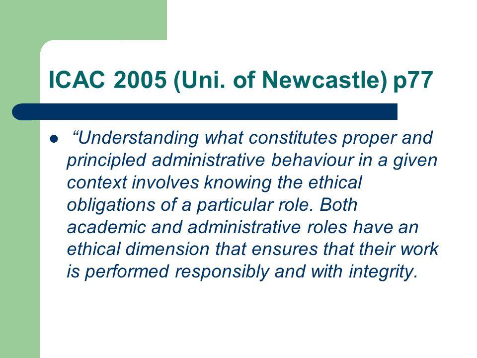 ICAC 2005 (Uni.