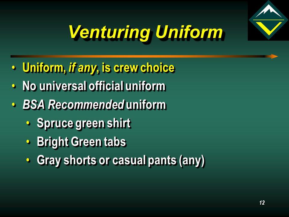 11 Venturing Terms Venturing, NOT Venture . Venturing, NOT Venture .