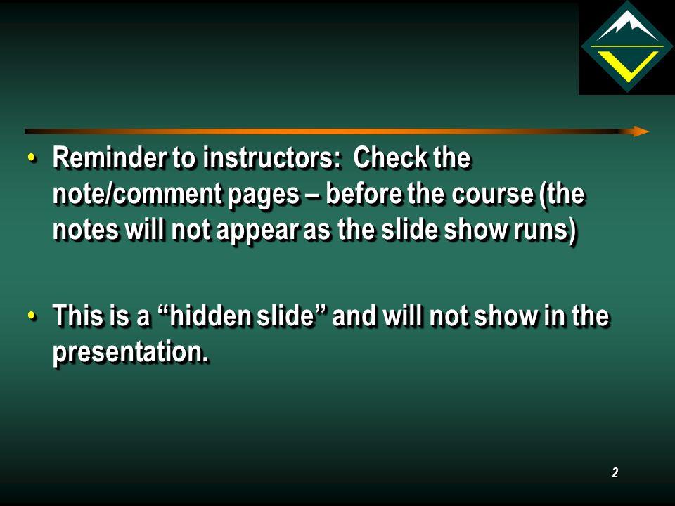1 Venturing Leader Specific Training Venturing Leader Specific Training