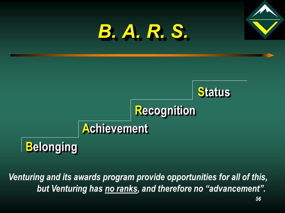 55 Session #4 AwardsandRecognitionsAwardsandRecognitions