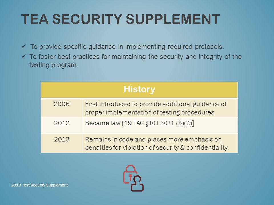 To provide specific guidance in implementing required protocols.