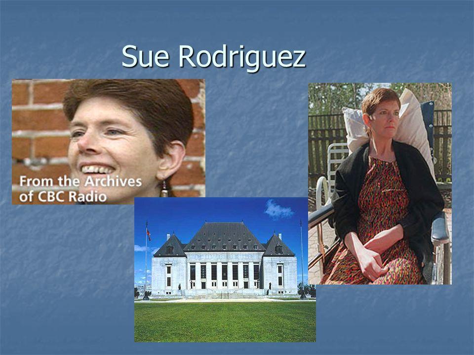 Sue Rodriguez