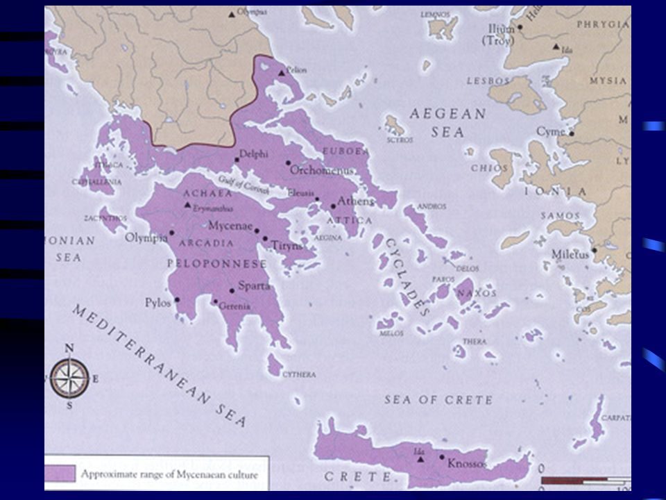 The Where of the Odyssey ITHAKA -Odysseus' kingdom, the place he just wants to get back to -located on the western side of Greece