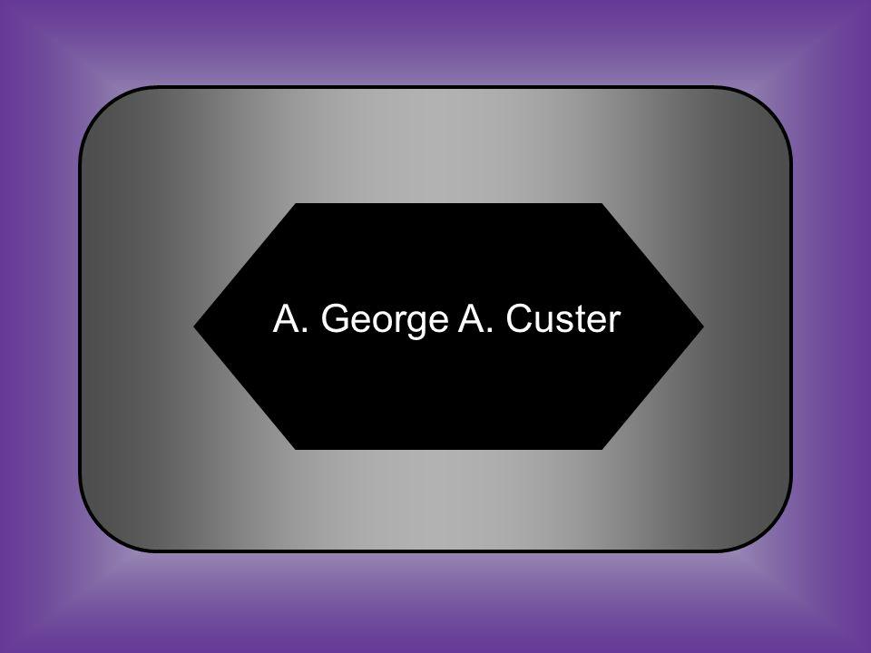 A:B: George A.