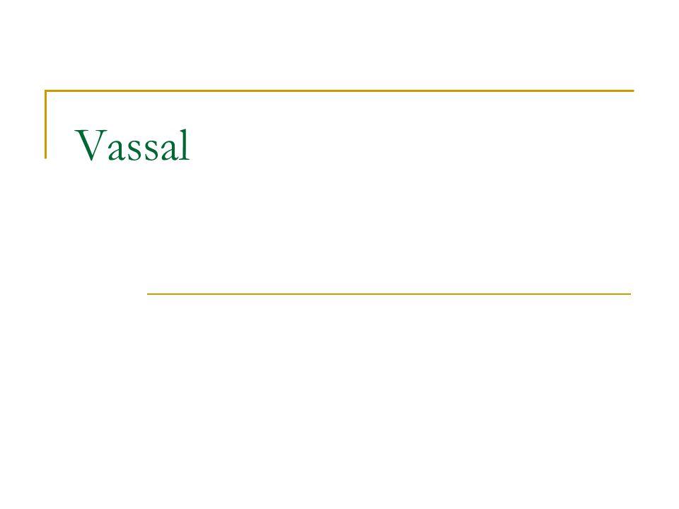 Vassal