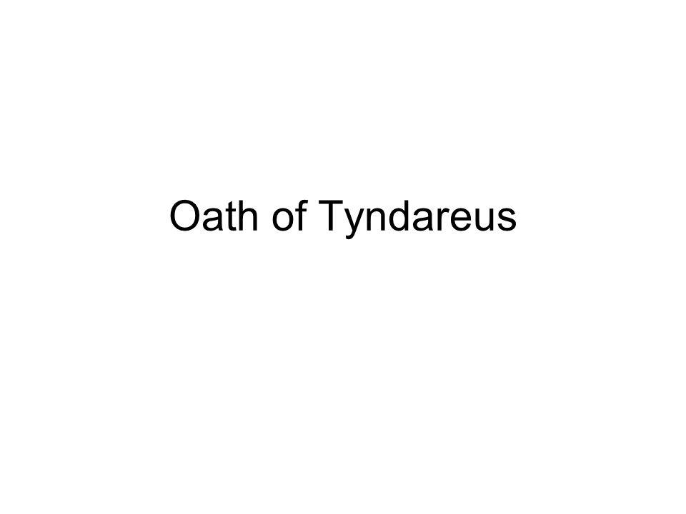 Oath of Tyndareus