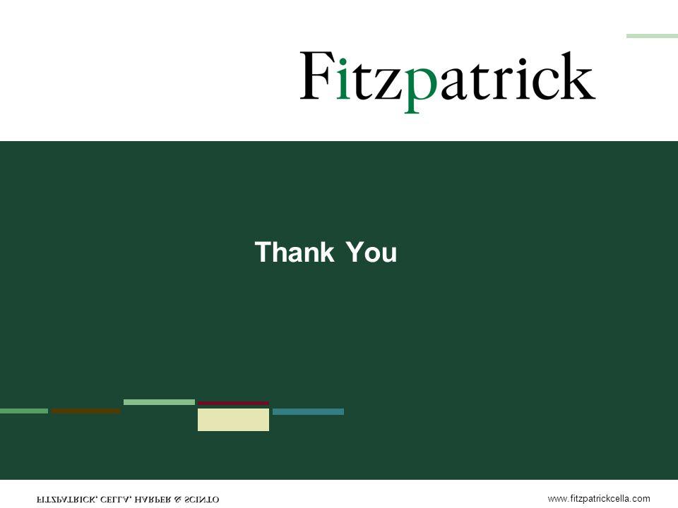 www.fitzpatrickcella.com Thank You