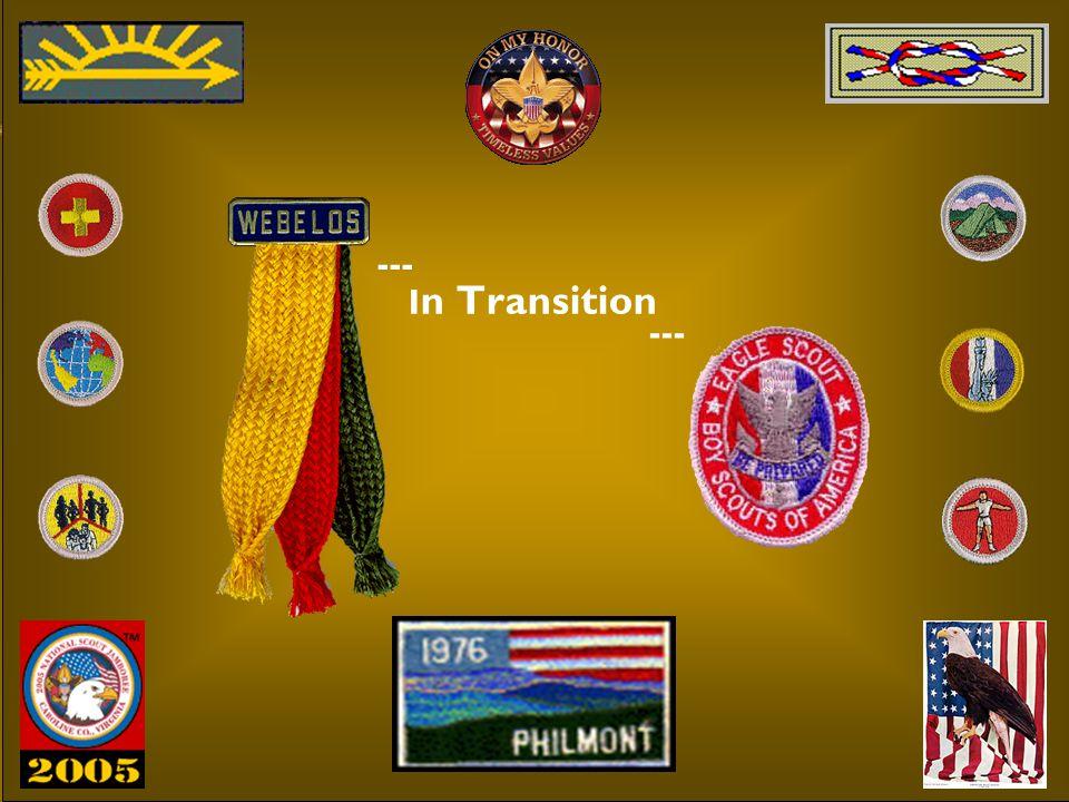 I n Transition ---