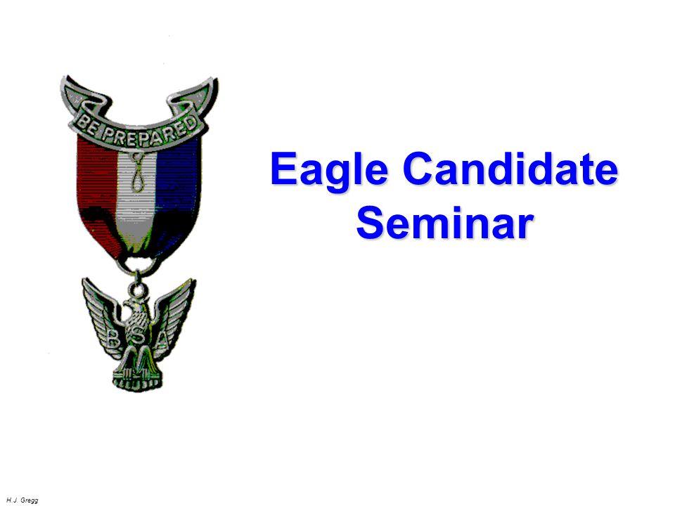 H.J. Gregg Eagle Candidate Seminar