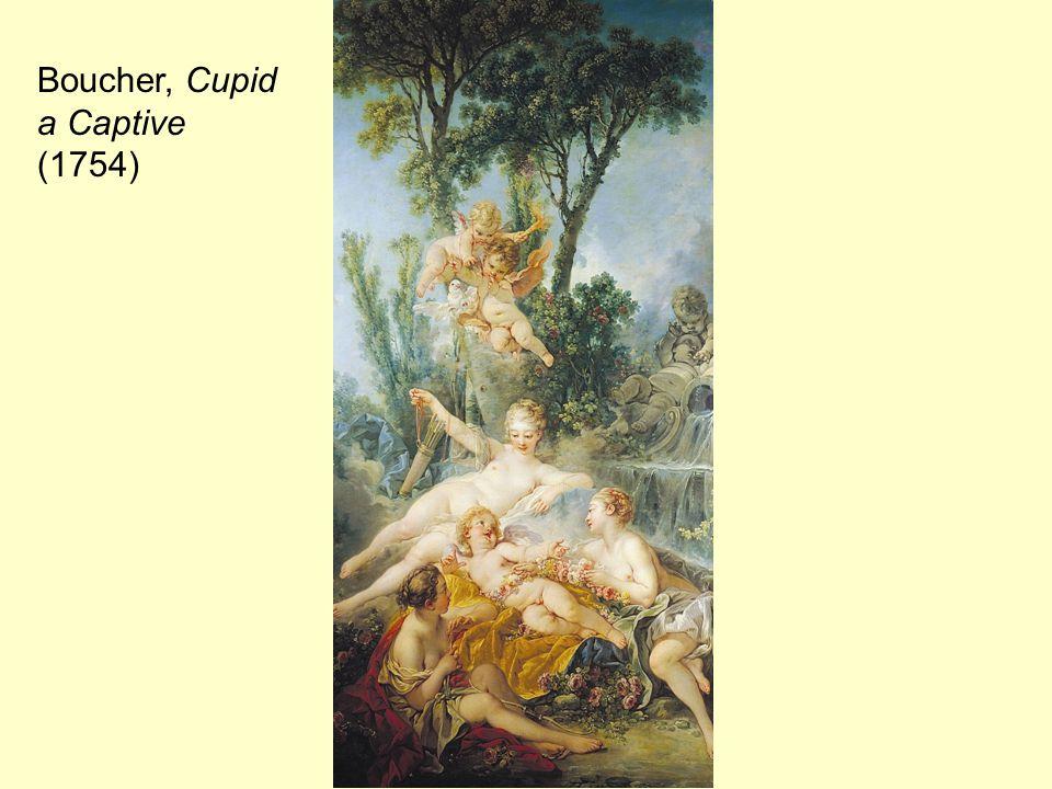 Boucher, Cupid a Captive (1754)