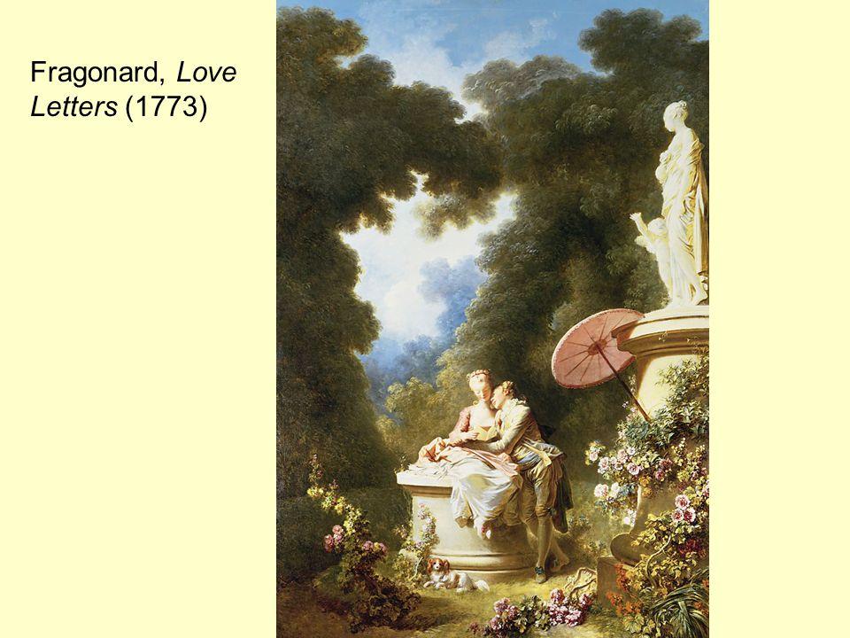 Fragonard, Love Letters (1773)
