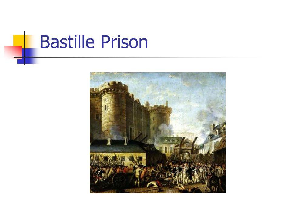 Bastille Prison