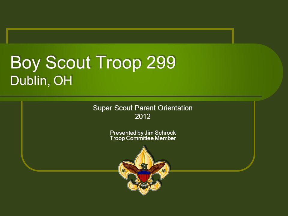 Troop 299 - Dublin, OH22 Get Started.