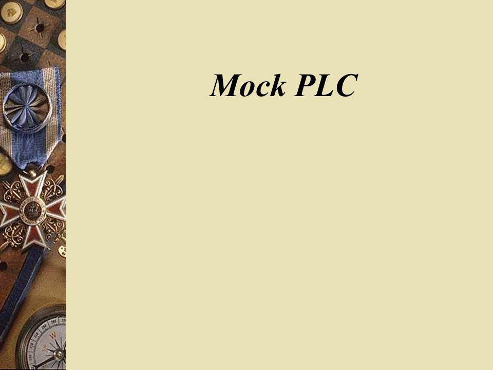 Mock PLC