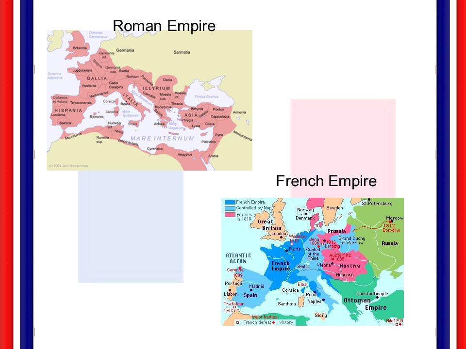 Roman Empire French Empire