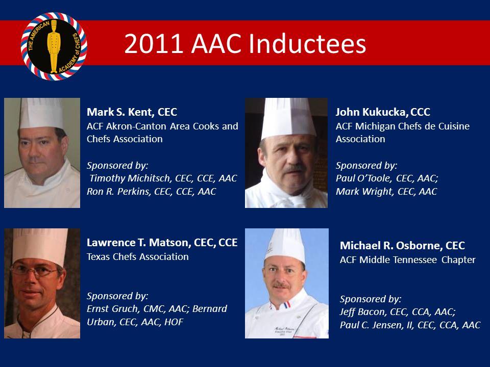 2011 AAC Inductees Mark S.