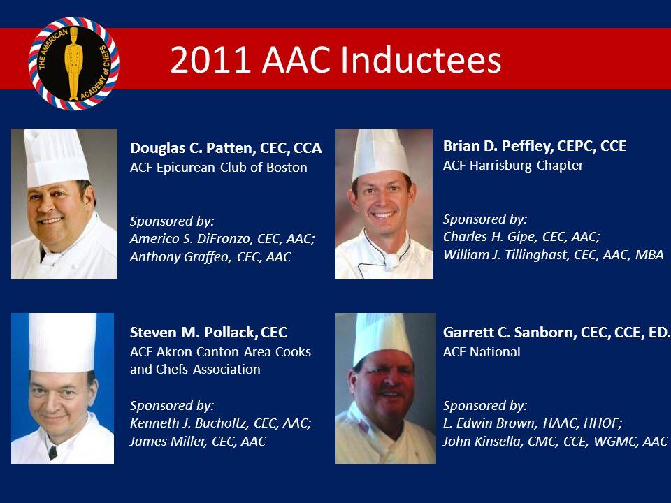 2011 AAC Inductees Douglas C.