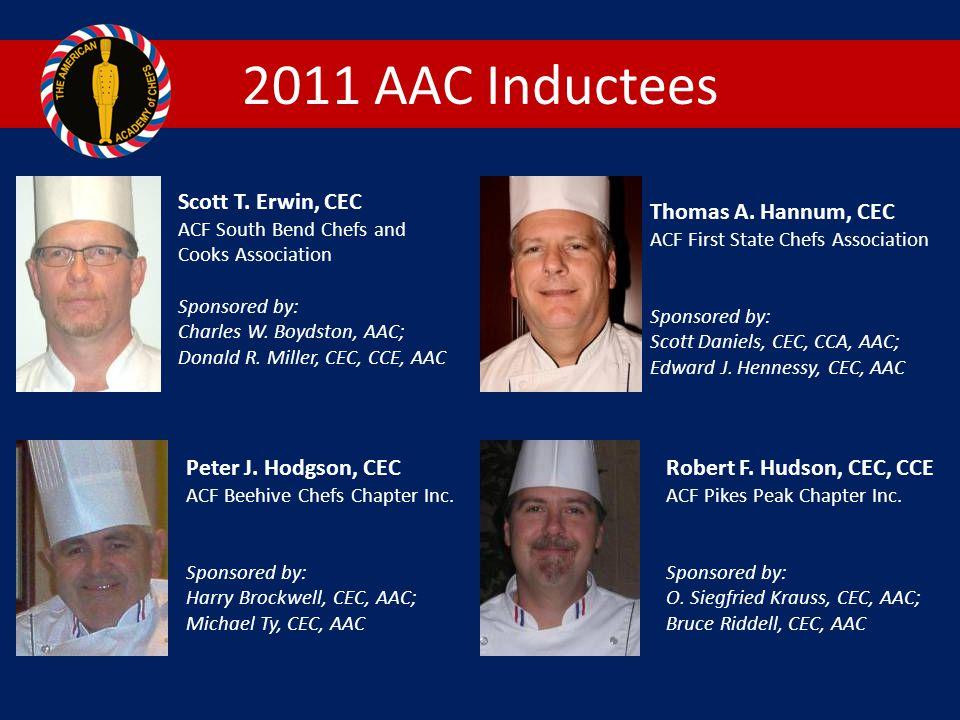 2011 AAC Inductees Scott T.