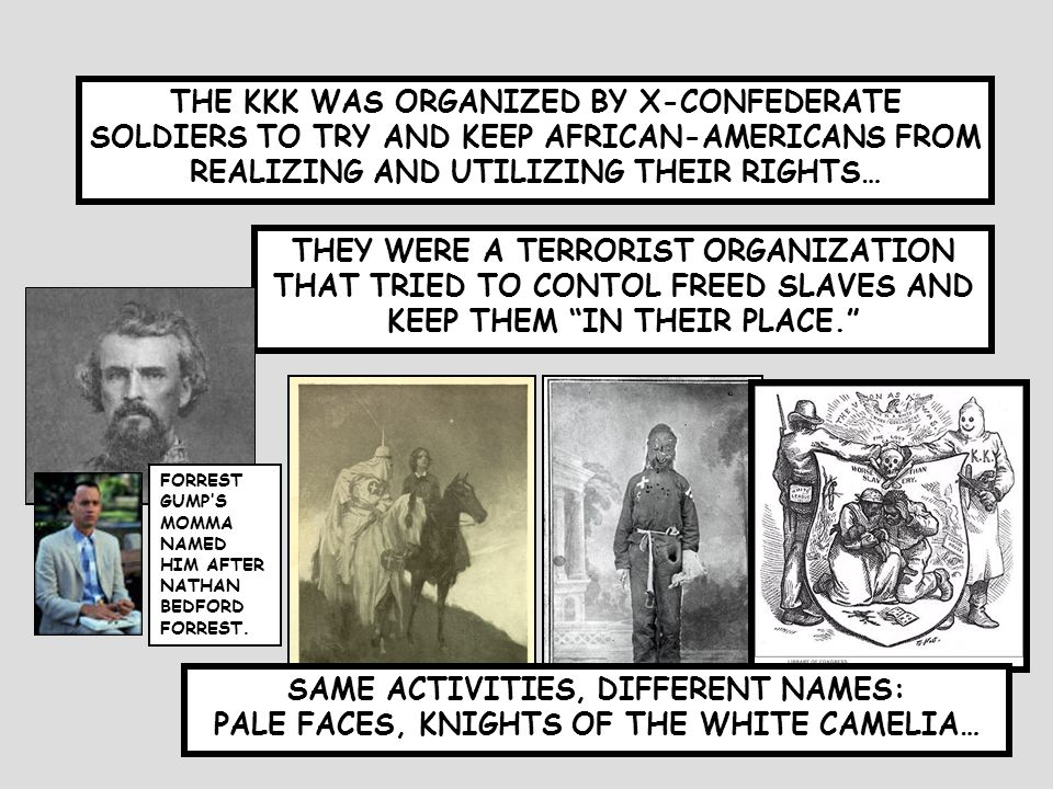 HOW DID THE SOUTH ATTEMPT TO PRESERVE PRE- WAR CULTURE.