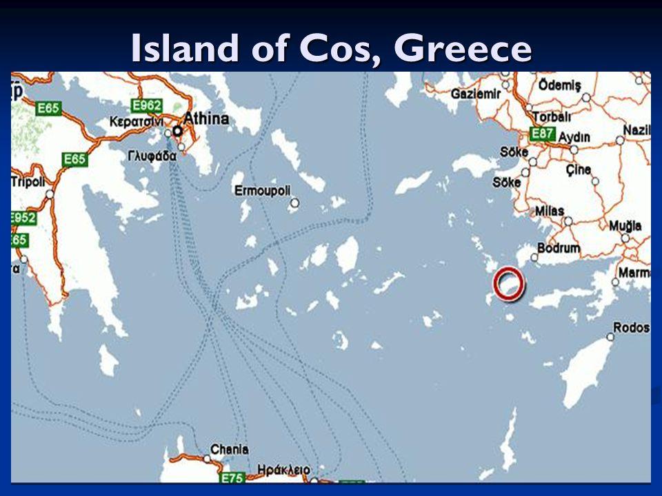 Island of Cos, Greece
